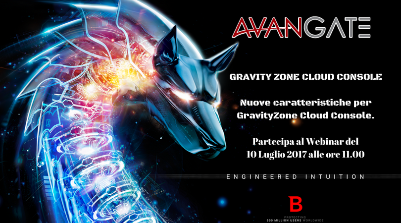 Bitdefender Gravity Zone Cloud Console New Features