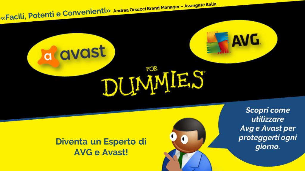 Webinar AVG / Avast for Dummies