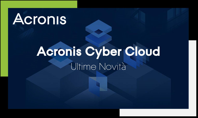 webinar Acronis Cyber Cloud
