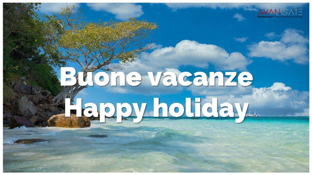Buone Vacanze Estive 2021