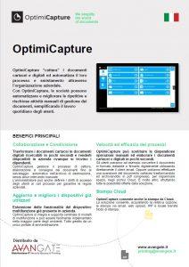 OptimiCapture Datasheet